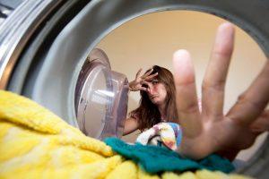 Stinkende wasmachine